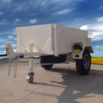 Armoured Cargo Trailer – ART4T