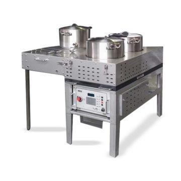 Mobil Sahra Yemek Pişirme Ünitesi – MK40