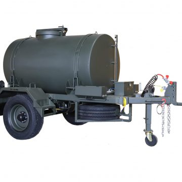 Isolated Water Trailer – IWT400