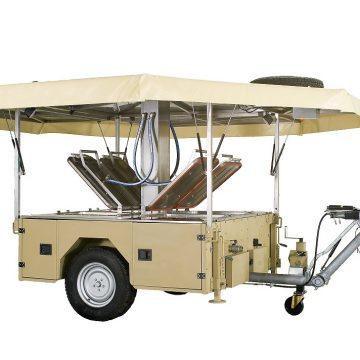 Mobil Sahra Mutfağı – MKR300LS