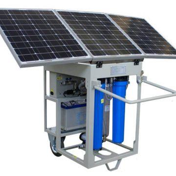 Solar Water Purifier-MWF900SF